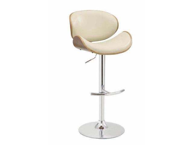 Super Distressed Wood Back And Cream Seat Adjustable Bar Stool Chair By Coaster 130505 Newegg Com Gmtry Best Dining Table And Chair Ideas Images Gmtryco
