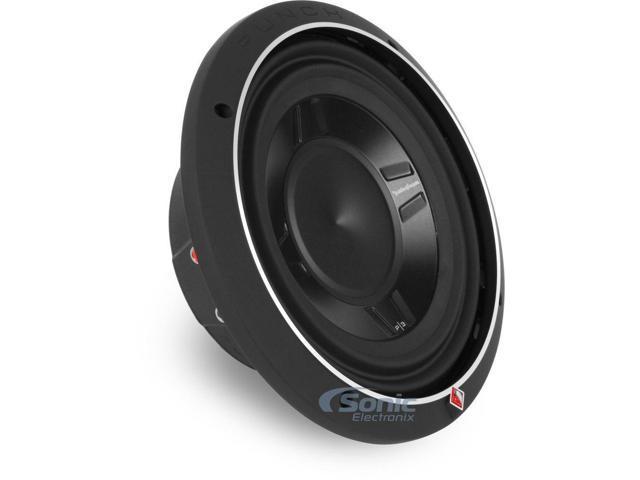 """Rockford Fosgate P3D4-10 Car Audio 10"""" Subwoofer DVC 4-Ohm P3D410 Sub 1,000W New"""