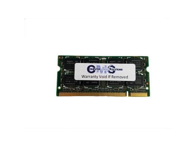 Notebook 2GB Module Memory PC2-6400 Compatible with Dell Inspiron Mini 10 1012