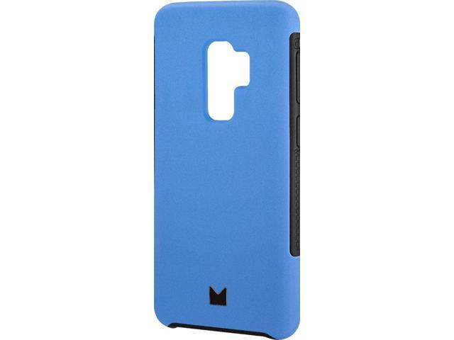newest 33250 0d609 Modal - Dual-Layer Case for Samsung Galaxy S9+ - Black And Blue NEW -  Newegg.com