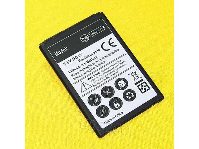 New Extended Slim Grade A 2770mA Battery For Boost Mobile LG Tribute 2  LS665 USA - Newegg com
