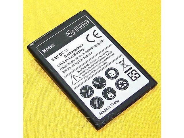 High-Capacity 3220mAh Extended Slim Battery for LG Rebel 3 LTE L158VL  SmartPhone - Newegg com