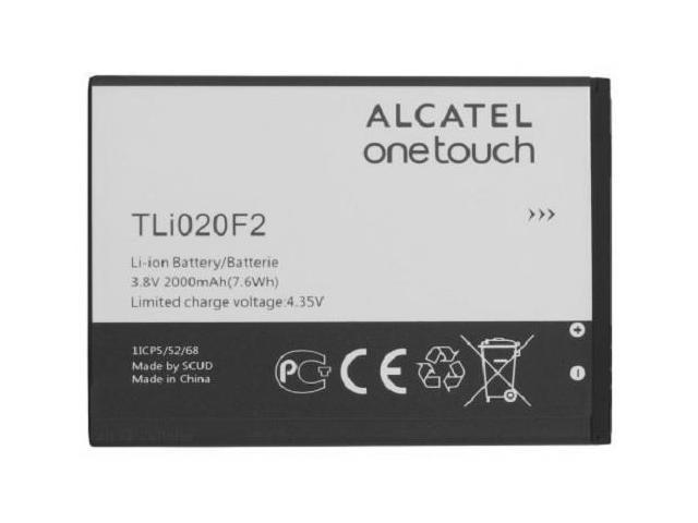New OEM Alcatel OneTouch Fierce 2 7040N 7040T TLi020F2 Original Alcatel  Battery - Newegg com