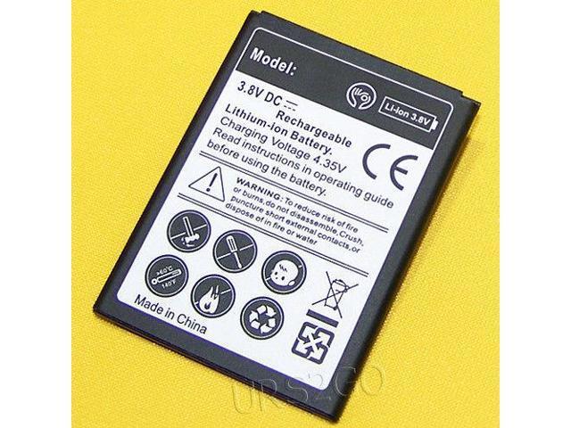 New Extended Slim 2200mAh 3 8V Battery for Alcatel OneTouch Fierce 2 7040N  Phone - Newegg com