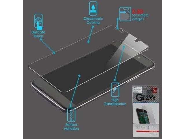 Alcatel Idol 5 6060C Idol 5 Tempered Glass Screen Protector - Newegg com