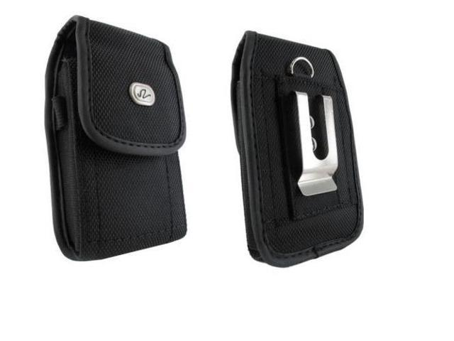 new concept 337df fe23b Case Pouch Holster with Belt Clip/Loop for TracFone Alcatel PIXI UNITE 4G  A466BG - Newegg.com