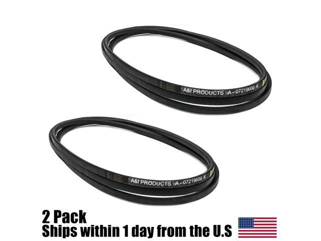 2PK Aramid Deck Belt for Ariens Gravely 72266 51213 07219600 7219600 031369  - Newegg com