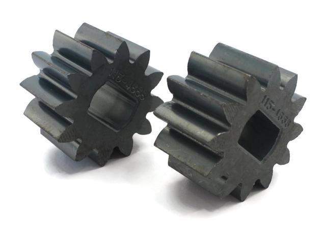 (2) OEM Toro WHEEL GEAR-PINIONS 115-4668 for RWD Push Lawnmower Lawn Mower  - Newegg com