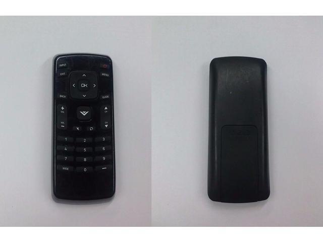 Refurbished: ORIGINAL VIZIO EDGE LIT RAZOR TV Remote Control for E400-B2  E400B2 E420AR - Newegg com