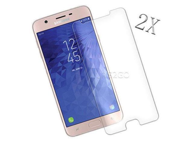 Heavy-Duty 2X Tempered Glass Screen Protector for Samsung Galaxy J7 Crown  S767VL - Newegg com