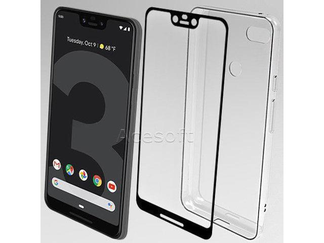New Bubble-Free Screen Protector Film Premium Case for Google Pixel 3 XL  Verizon - Newegg com