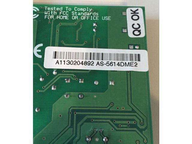 Asus MRI-MRG 56K High Speed Internal FAX Modem