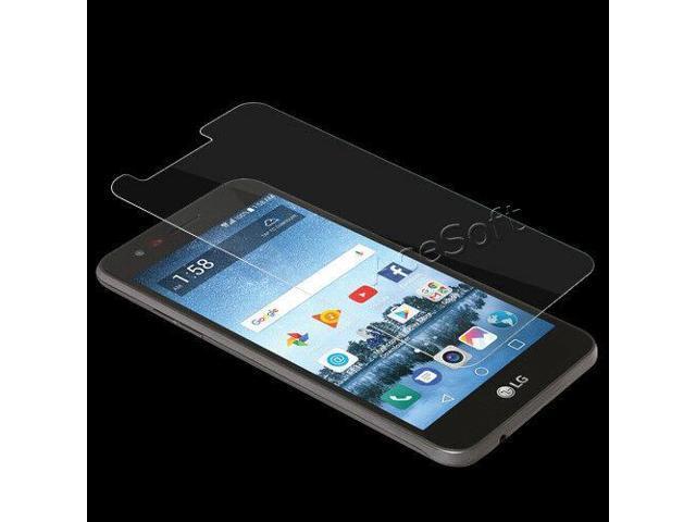 Heavy-Duty Tempered Glass Screen Protector for LG Rebel 4 LTE LML211BL  LML212VL - Newegg com