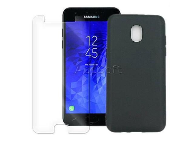Heavy-Duty Screen Protector Case f Samsung Galaxy J3 Orbit S367VL TracFone  Phone - Newegg com