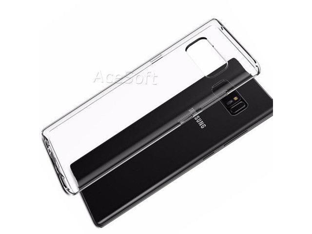 promo code feb89 63856 Flexible Clear TPU Skin Cover Case For T-Mobile Samsung Galaxy Note 8  SM-N950 US - Newegg.com