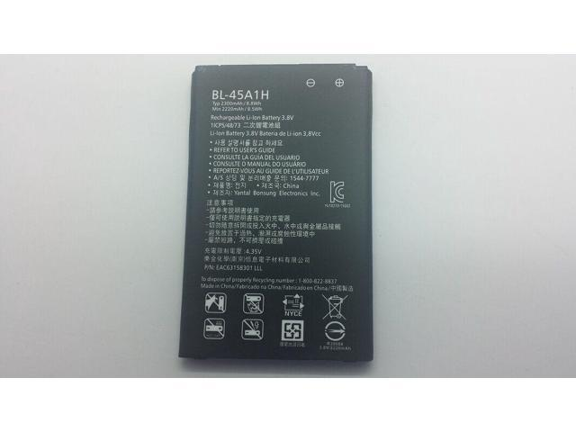 NEW BATTERY FOR LG K10 L62VL L61AL PREMIER LTE STRAIGHT TALK NET10 BL-45A1H  USA - Newegg com