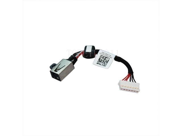 dc power jack charging port dell precision 15 5510 xps 15