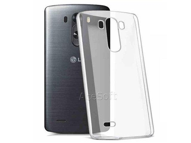 huge selection of 25450 58fb6 Crystal Ultra-Thin Soft TPU Protective Case Cover for AT&T LG G Vista 2  H740 USA - Newegg.com