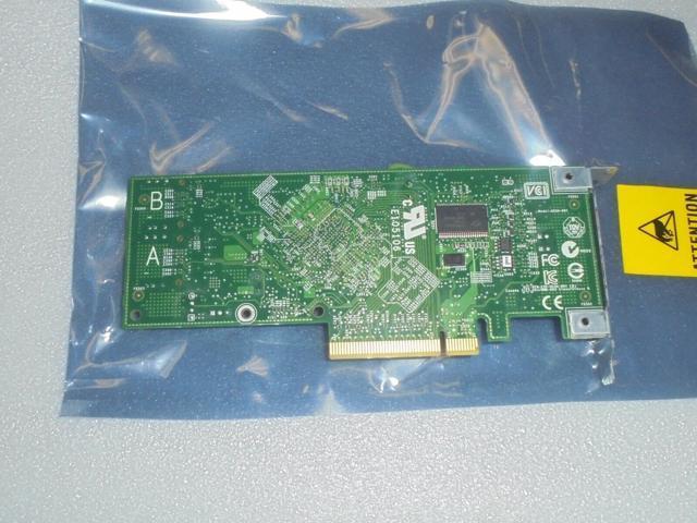 NEW Dell R1DNH PERC H310 6GB//s LOW Profile PCI-SAS RAID Controller Server Card