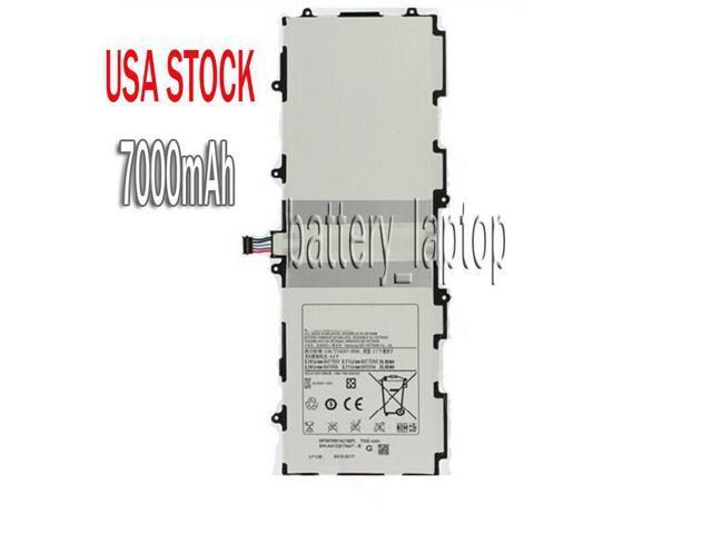 New Battery For Samsung Galaxy Tab A 10.1 2016 TD-LTE SM-T580NZKAXAR EB-BT585ABA