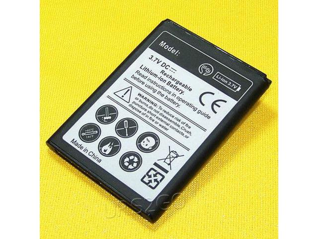 For AT&T Alcatel Go Flip 4044L Phone Battery (1400mAh 3 7V Li-ion) Model  TLi013C - Newegg com