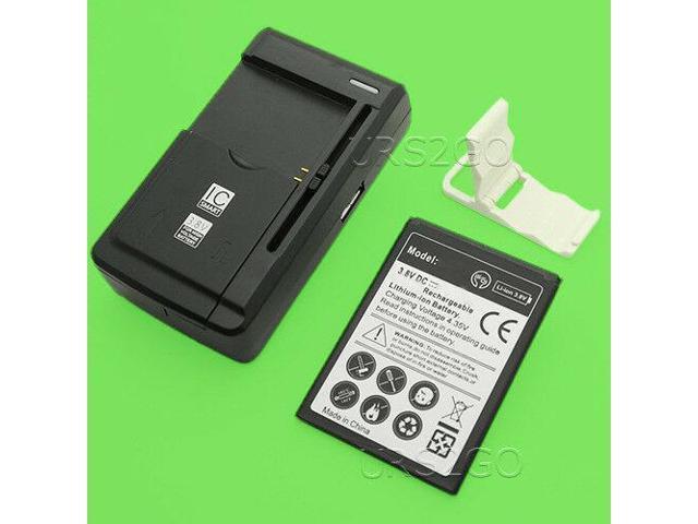 Large Capacity 2300mAh A+ Battery USB/AC Charger for Alcatel Tetra 5041C  Cricket - Newegg com