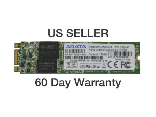 HP Spectre 15 SanDisk SD8SN8U-256G-1006 M2 SATA 256GB Solid State SSD 831041-001