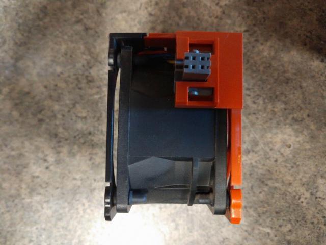 GENUINE DELL POWEREDGE VRTX HOT SWAP SERVER FAN ASSEMBLY KJ38G-A00 V60TN