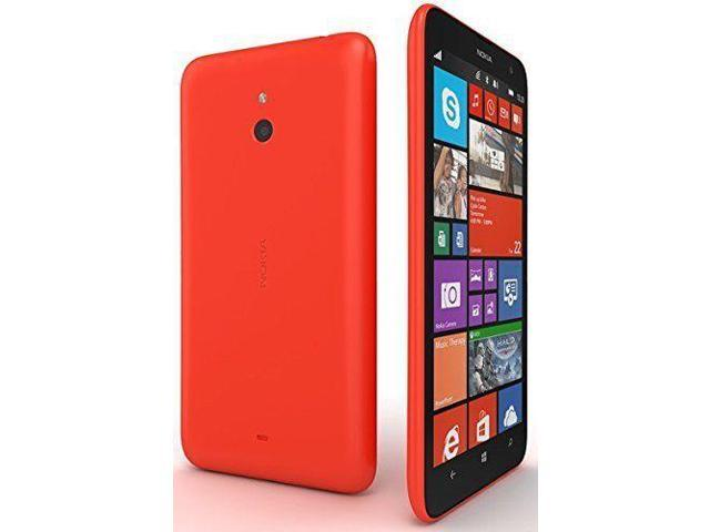 Nokia Lumia 1320 8GB Orange Unlocked Cricket AT&T T-Mobile Lyca Ultra  Simple - Newegg com