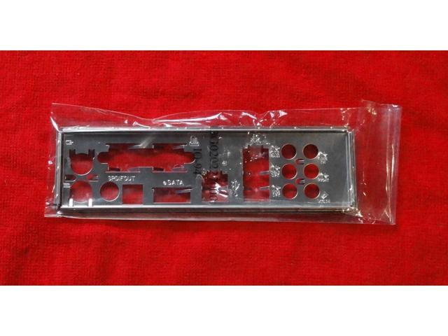 Asus P5B I/O Shield Motherboard Backplate - Newegg com