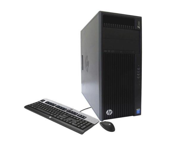 Refurbished: HP Z440 Workstation Xeon E5 3 5GHz 16GB DDR4 1TB HD NVIDIA  Quadro K2000 Win 10 - Newegg com
