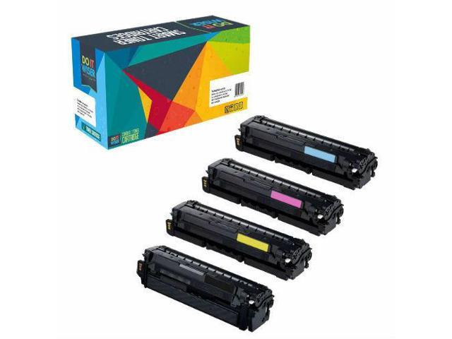 4 Toner for Samsung C3060FW C3010DW CLT-503L CLT-K503L CLT-C503 CLT-M503L Y503L