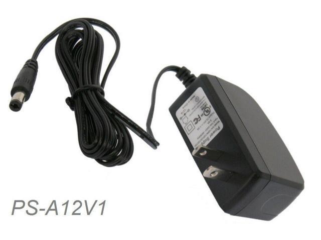 12V/1Amp AC/DC 2 1mm/5 5mm-Plug Power Supply Adapter , PS-A12V1 - Newegg com