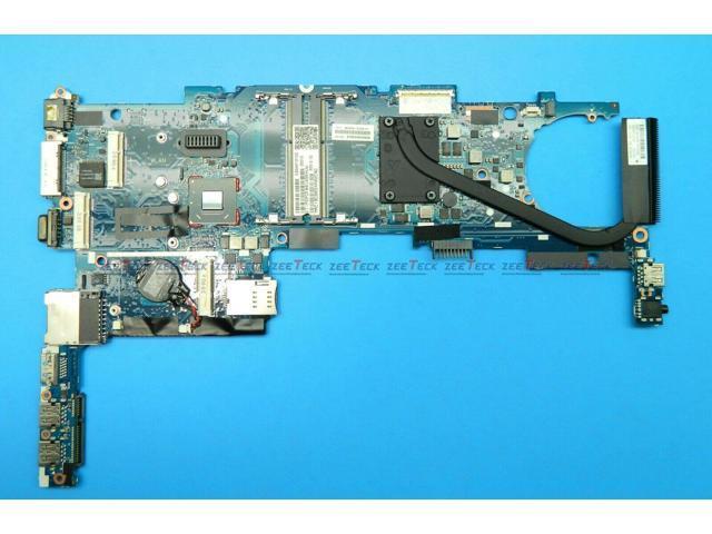 Refurbished: 727622-001 HP Folio 9470M Intel i5-3437U Laptop Motherboard  OEM (J46PLV34) - Newegg com