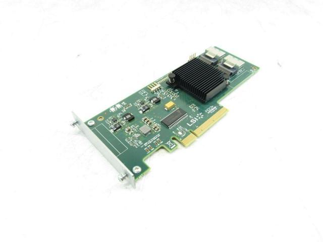 LSI SAS 9211-8i 6GB//s 8 Port PCIe RAID Controller Card SAS9211-8i-IT IT Mode