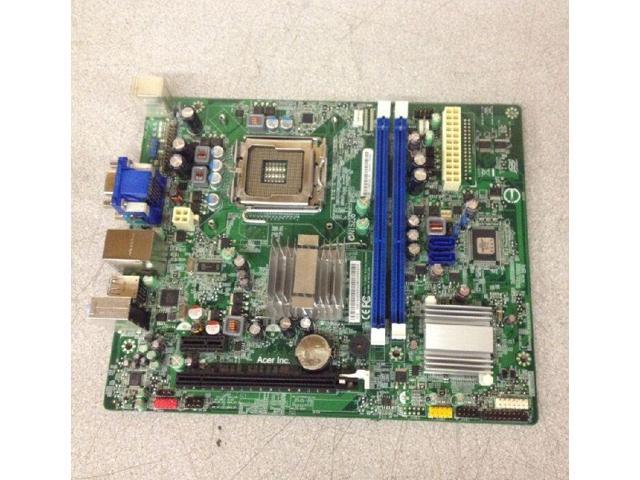 Refurbished: Acer G41D01 Mainboard Motherboard Socket 775 No CPU No RAM -  Newegg com