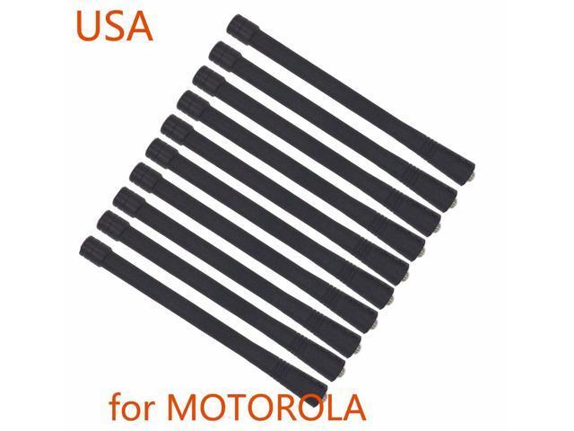 VHF Antenna for MOTOROLA GP320 GP340 CP150 CP200 SP10 SP50 P110 P1225-LS EX560
