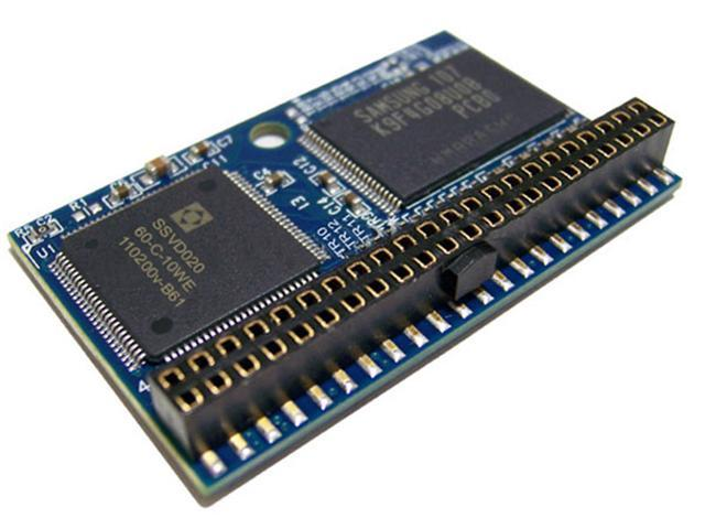 HP Apacer 1GB 44-Pin IDE Flash Memory NEW 495346-HF1 8C.4EB14.7254B