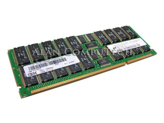 Dell 256MB PC2100 DDR-266MHz Non-ECC CL2.5 184pin Dimm Memory 9U173 09U173