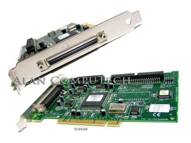 Refurbished: Adaptec IBM Ultra Wide PCI SCSI Controller AHA-2940UW-B  AHA-2940UW/B-IBM-6 - Newegg com
