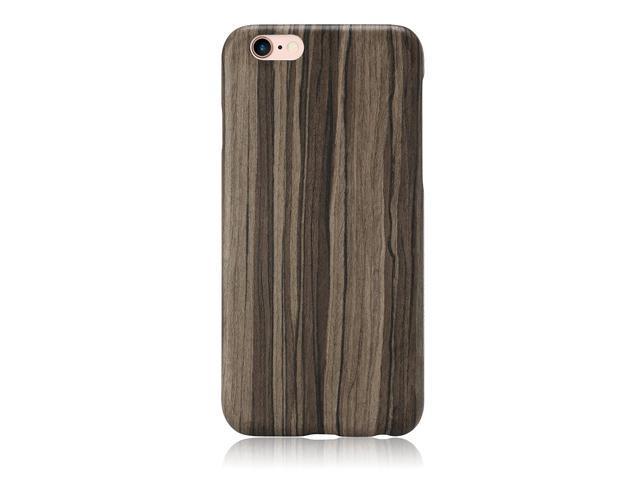 buy popular 0b550 44b35 PITAKA Wood Case Compatible with iPhone 6 Plus/6s Plus(5.5 Inch),  [Aramidcore Wood Series] Genunine Slim Natural Wooden Phone Case - Padauk  Wood [with ...