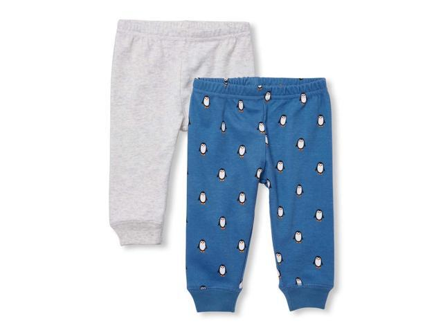 The Childrens Place Baby Boys 2 Pack Jogger Set