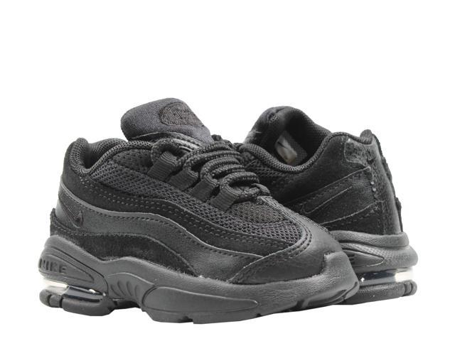 Nike Air Max '95 (TD) BlackBlack Toddler Kids Running Shoes 311525 055 Size 5