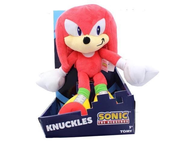 Sonic The Hedgehog Collector Series 12 Inch Plush Knuckles Newegg Com