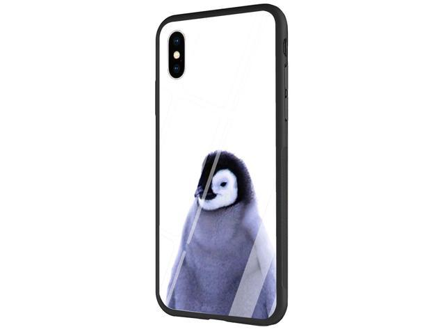 iphone xr phone case penguin