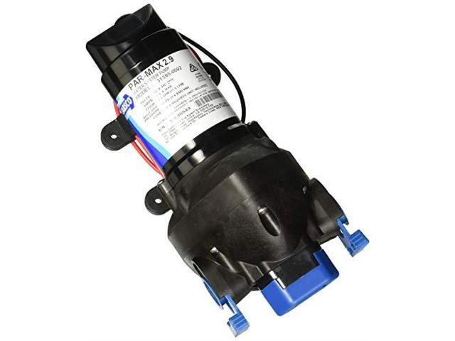 JABSCO PARMAX 2.9GPM AUTOMATIC WATER PRESSURE PUMP