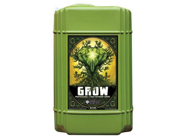 Emerald Harvest Grow 6 Gallon/22 7 Liter (1/Cs) - Newegg com