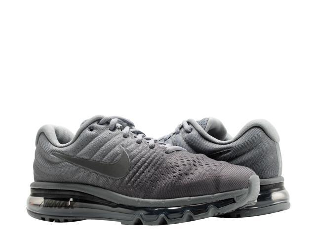 sneakers for cheap 10d5c 88c85 Nike Air Max 2017 Cool Grey/Anthracite-Dark Grey Men's Running Shoes  849559-008 Size 8 - Newegg.com