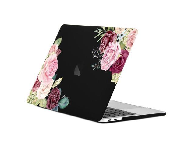 "Watercolor Headphone Graphic Matte Hard Case for Macbook Pro 13/"" Model A1278"