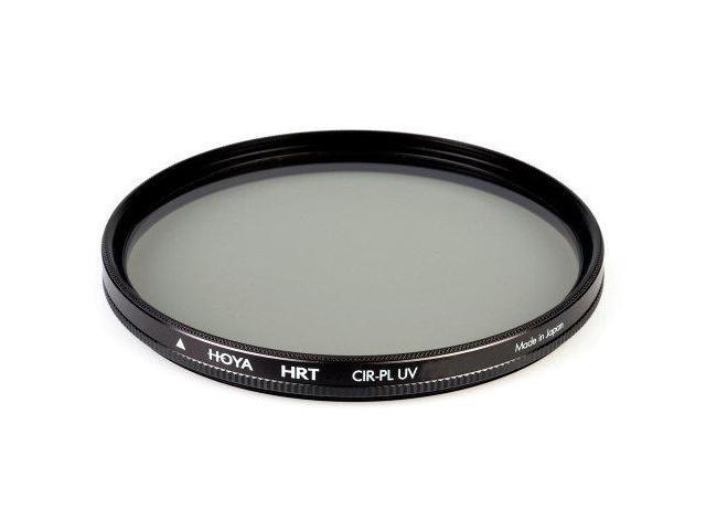 Hoya 72mm HRT Circular PL Polarizer UV Multi-Coated Glass Filter